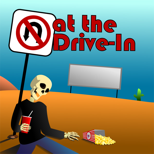 No U-Turns at the Drive-In