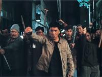 Jackie Chan in Shinjuku Incident